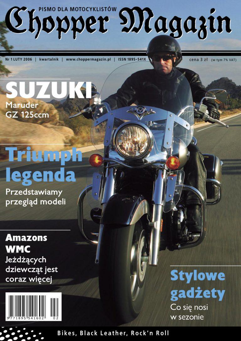 Chopper Magazin